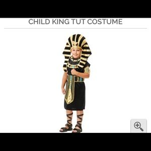 Other - Boys Pharoah Halloween costume.